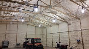 Commercial Insulation Job