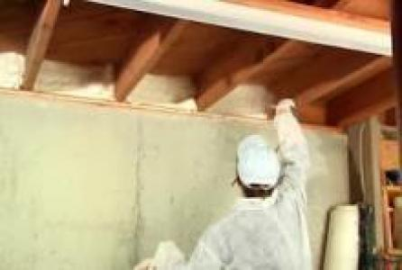 Uninsulated rim joists typically account for significant heat loss
